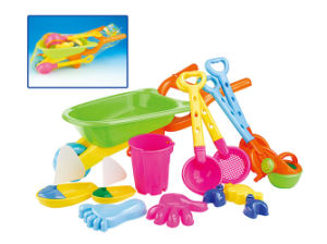 Fun Kids Beach Toy Plastic Sand Play Set (H1404213) pictures & photos