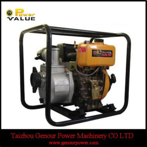 High Quality Diesel Engine 9HP 4inch Diesel Water Pump (ZH40DP) pictures & photos