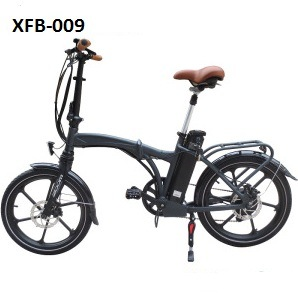 "20""Folding Electric Bicycle Xfb-009 Pedeal Assist Bicycle Ce Mini E Bikes pictures & photos"