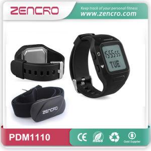 Wristwatch Zencro Style Heart Rate Monitor Chest Strap Smart Pedometer Watch