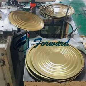 Normal Tinplate Lid Bottom End for Food Can Sale