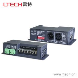 Ltech Lt-830-8A 8A*3CH CV DMX Decoder LED RGB DMX 512 Controller and LED  Driver 3CH RGB DMX 512 Decoder