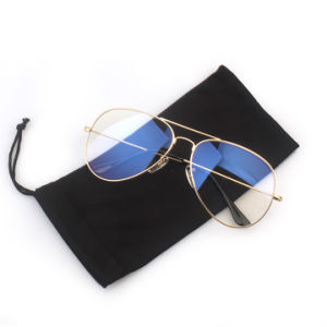 Fashion Brand Your Own Rose Gold Clear Lens Glasses (YJ-3026) pictures & photos
