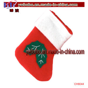 Party Decoration Best Christmas Socking Holiday Decoration (CH8044) pictures & photos