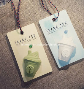 Advertising Hanging Scented Ceramic Air Freshener (AM-119)