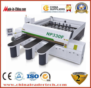 High Precision Woodworking Electronic Panel Saw pictures & photos