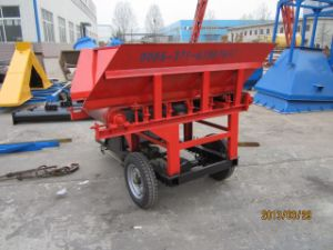 Popular Concrete Material Electric Motorcycle Mini Dumper Feeding Material pictures & photos