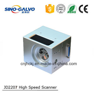 12mm Aperture Jd2207 Galvo Laser for T-Shirt Laser Marking Machine