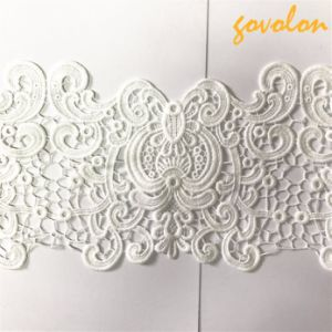 High Quality Cotton White Trims for Garment pictures & photos