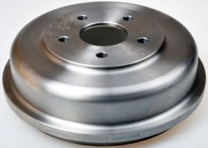 Safety Motor Parts Brake Drum for Ford