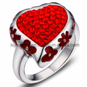Original Czech Crystal Rings Fashion Crystal Rings pictures & photos