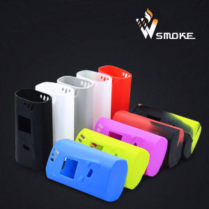 Wholesale Silicone Case Skin/Silicone Cover/Silicone Sleeve for Smok Alien 220W