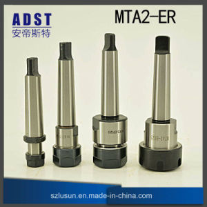 MTA2 ER20 Taper shank Flat tail Milling Collet Chuck MT2 Holder For CNC Lathe 1P