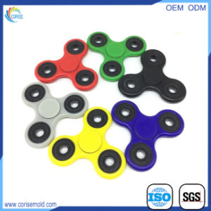 Hot Sale Triangle Gyro Hand Spinner Pure Color Fidget Spinner pictures & photos
