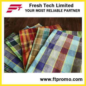 OEM Printed Lightweight 100% Cotton Tea Towel for Promotion