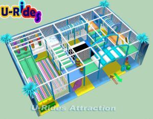 Indoor Playground Type With High Quality Foam, Children Soft Play Ball Pit pictures & photos