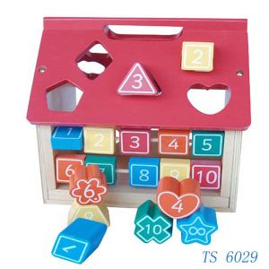Educational Toys, Kid Eduactional Toys House, Children Educational Toys Game