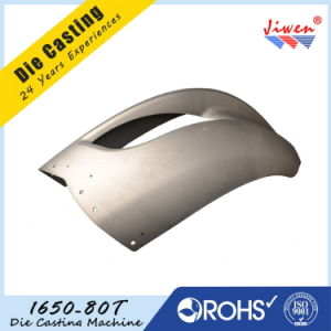 Manufacturer Supply Aluminum Die Casting for Motorcycle Covers
