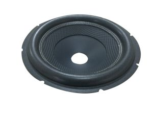 Subwoofer Speaker Parts Cone for Car Speaker System-10inch Foam Edge Cone pictures & photos