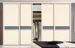 Customized European Style PVC Vavumn Wardrobe Closet (MOQ= 1 SET) pictures & photos