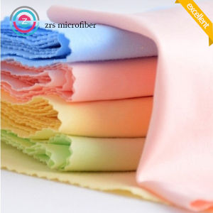 2017 Simple Colorful Custom Microfiber Lens Cleaning Cloth