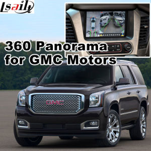 Rear View & 360 Panorama Interface for Gmc Yukon Sierra Canyon Terrain etc with Lvds RGB Signal Input Cast Screen pictures & photos