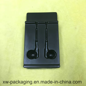 Light Weight Headset Package Plastic Blister Tray