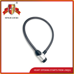 Jq8228 Durable Steel Cable Lock Bicycle Lock pictures & photos