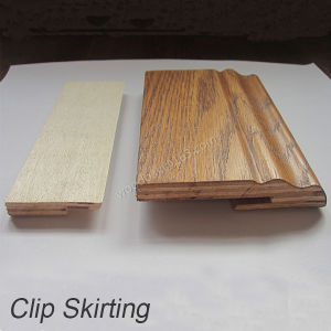 Multilayer Wood Clip Skirting /Flooring Accessoreis