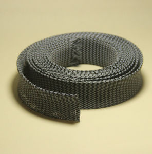 Cable Sleeving of Pet Expandable Mesh Tube pictures & photos