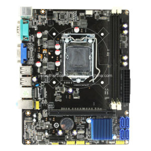 Iran Hot ATX H61 Chipset 1155 Socket Support 2*DDR3 Mainboard