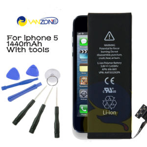 Mobile Phone Accessories Battery for iPhone 5 pictures & photos