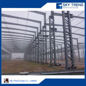 Steel Structure of Low Cost Space Frame pictures & photos