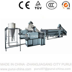Waste Plastic Washing Recycling Machine for Agrucultural Film pictures & photos