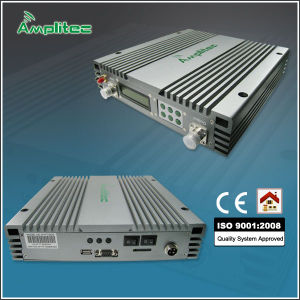 W27T WCDMA Repeater/ 27dBm Single Band Multi Selective Repeater With Omt/ 3G Utms 2100 MHz/ Remote Control