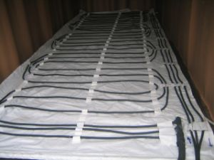 20ft Container Heating Pad