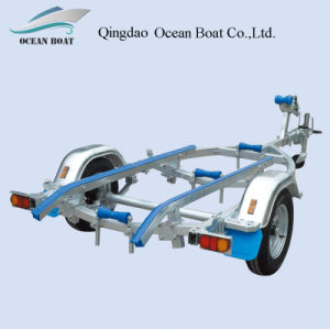 Dyz330p Fishion New Style High Quality Boat Trailer for 4.2m Boat