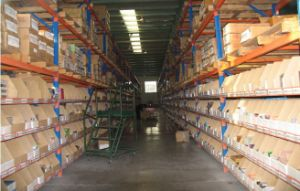 Storage High Quality Adjustable Beam Shelving, Warehouse Panel Racking pictures & photos
