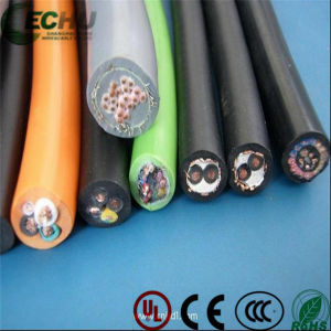 Flexible Round Elevator Travel Cable Tvv