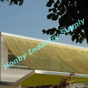 Functional Building Facade Cladding Metal Chain Link Curtain (F30430B)