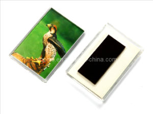 Acrylic Photo Frame with Magnet pictures & photos