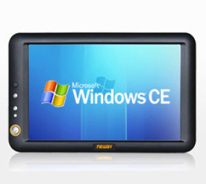 7 Inch Panel PC With Wince 5.0 (N745)