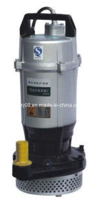 Qdx Aluminium Body Clean Water Submersible Pump (QDX1.5-16-0.37) pictures & photos