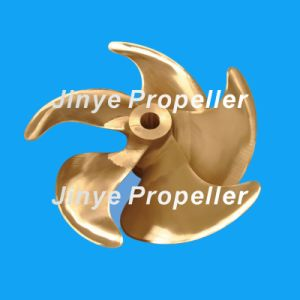 High Speed Passenger Ship Propeller