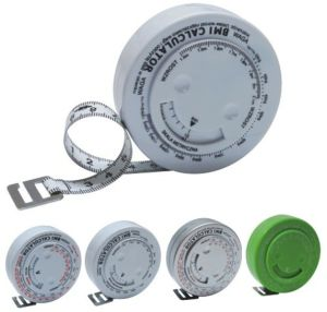 Weight Lose Promotional BMI Tape Measure