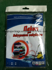 Vacuum Space Bag with Insert Card Packing pictures & photos
