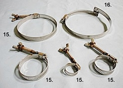 Hose Clamp (US STYLE)