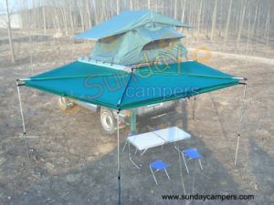 New Products 4X4 Accessories Outdoor Wing Awnings pictures & photos