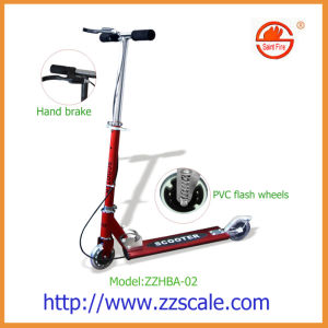 Cheap Price Kick Scooter (ZZHBA-01) pictures & photos