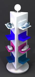 Shoe Shelf, Shoes Rack, Shoe Display Stand